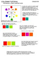 Color Tutorial II by shigure-kisune