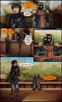 Tethered Page 75 by TetheredComic