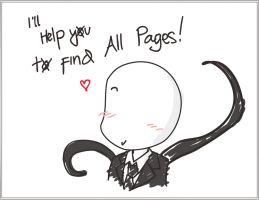 Slender 8 Pages - Slendy Just Wanna Help by ZenAiZunomichi