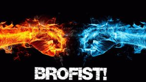 BROFIST!! (made by one of my friends) by gta261