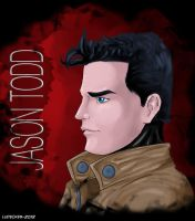 Jason Todd by Totally-Raven
