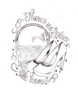 027: There's no place by Nevermore-Ink