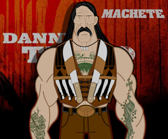 MACHETE by jedijorel