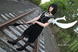 Hotaru Cosplay from Sailor Moon by SailorSamara