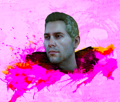 Cullen Rutherford Wallpaper #2 by ThePrettyNerdie