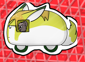 Dhari Bus! 8D by KittenthePsycho