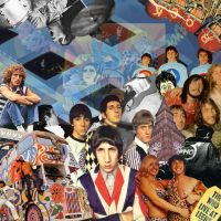 The Who Collage by SuaveFucker