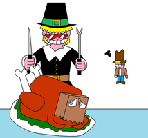 Dysfunction-a disturbing thanksgiving by scifiguy9000