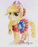 Cowgirl style by Moonlight-Ki