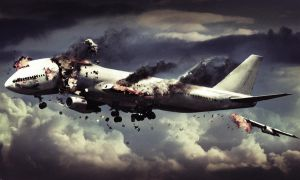 Air Crash by aarongraphics