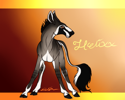 Helixx of Silverthorne|Colt|Herdmember by Aislein