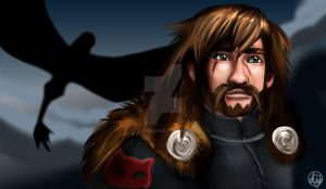 Hiccup Older by dyb