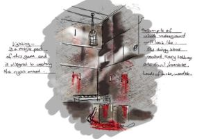 Torture chamber concept by littlesusie2006