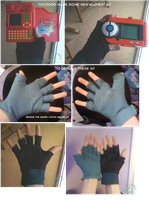 New gloves 8D by totodos