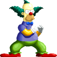 Krusty KOF XII by Real-Warner