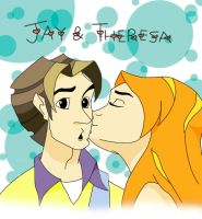 COTT - Jay and Theresa by andreya133