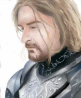 Boromir by sporloes