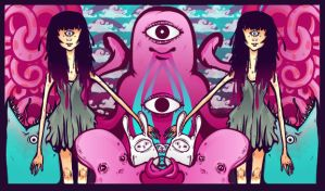 The cyclops twins by flyk