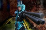 Love Philosophia Hatsune Miku Cosplay:You're next! by SakuraLeehime