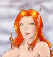 ::tanith in color:: by chounoyume