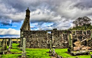 Blackford Church by BusterBrownBB