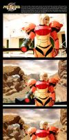 The many stages of Samus by fernandocarvalho