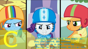 The Cart Before The Ponies Review by Michaelsety