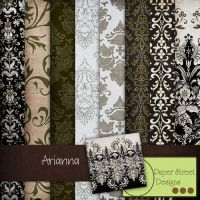 Arianna-paper street designs by paperstreetdesigns