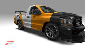 2011 Dodge Ram: USCG Design by syanhawk