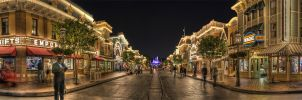 Main Street Holds Our Hearts Forever by ExplicitStudios