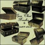 Open Chest Brushes by miss69-stock
