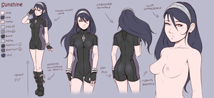 Concept Art - Sunshine update by Teh-Dave