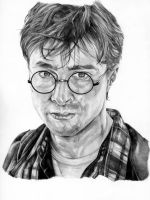 Harry Potter by MissGeorgeSpiggott