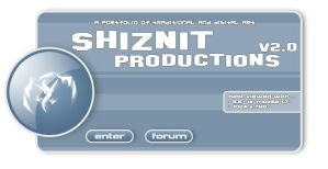 shiznitproductions v2 splash by bainesyfellah