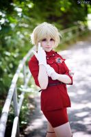 Seras Victoria by Bell-hime