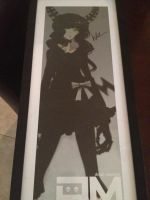 DM poster signed by huke by ClaireCW16