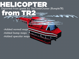 Helicopter by RumpleTR