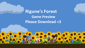 Rigune's Forest - Game Download in the Description by fucduck