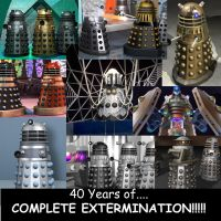 The Dalek Collage by inject-me-numb