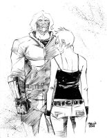 Luther Strode by kevinmellon