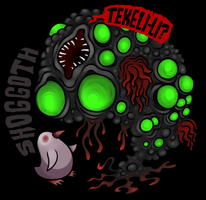 Mythos - Shoggoth by scythemantis