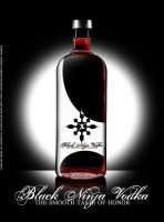 black ninja vodka by dreams-so-bleak