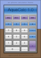AquaCalc 1.0 by gpersaud