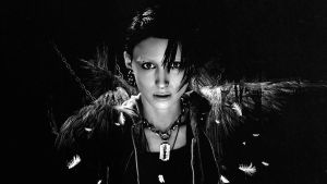 Lisbeth Salander by Nocuus