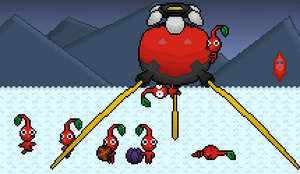 Home of the Red Pikmin by Ryanfrogger