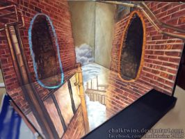 3D Room Mock Up by ChalkTwins
