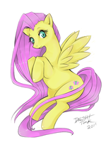 Fluttershy is a Cutiepie by DalishTook