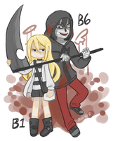 Angels of Death by octopusxtimexkeeper
