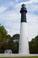 Hunting Island Light by eagle79