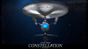 Refit Vancouver Constellation Poster by PUFFINSTUDIOS